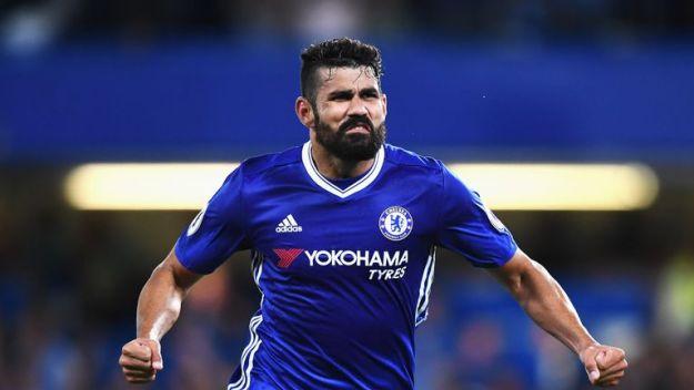 Resultado de imagem para Diego Costa, do Chelsea