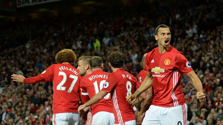 Zlatan Ibrahimovic has called on his team-mates to improve their performance ahead of the EFL Cup derby