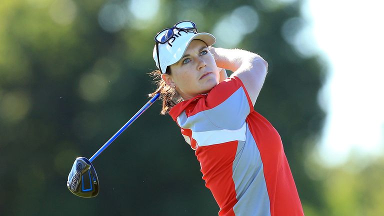 Will Caroline Masson earn a wildcard from Annika Sorenstam?