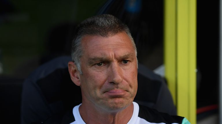 Nigel Pearson was sacked in October