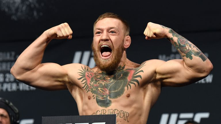 Conor McGregor to face lightweight champion Eddie Alvarez ...