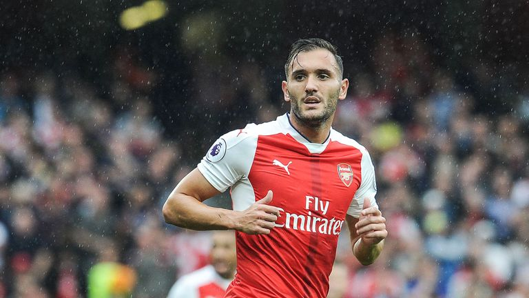 lucas perez has struggled for first team football at arsenal
