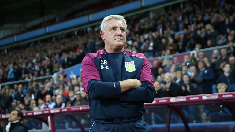 Image result for steve bruce aston villa