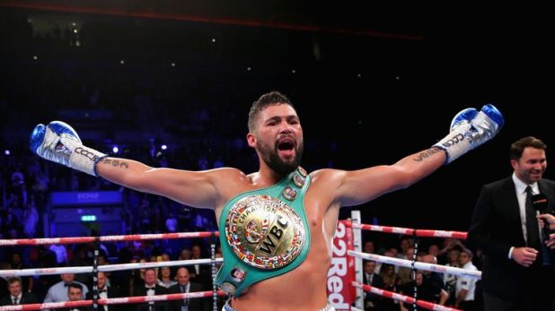 'Bomber' can become the undisputed cruiserweight king in Manchester