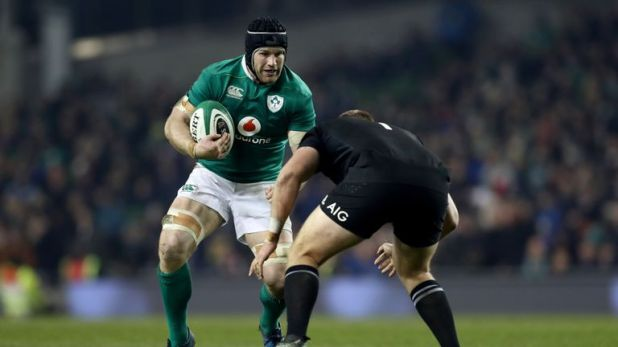 Sean O'Brien is in line to feature in an Ireland Test for the first time in a year