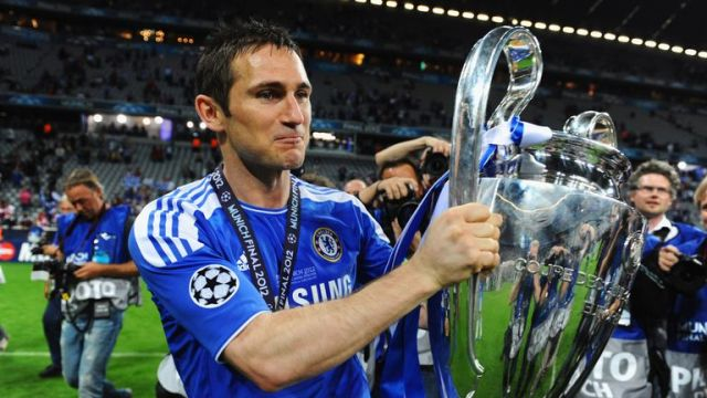 The Chelsea Champions League victory in 2012 downgraded Spurs to the Europa League