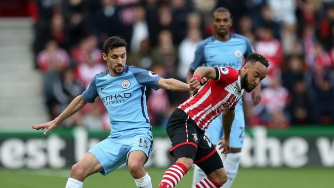 Could Manchester City's Jesus Navas be on the move?
