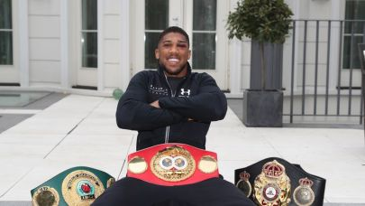 Anthony Joshua could be ordered to defend IBF belt against Kubrat Pulev next