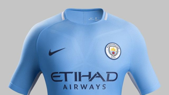The strip is modeled on Joe Mercer's championship-winning side from the 1967/68 campaign (credit: Nike)