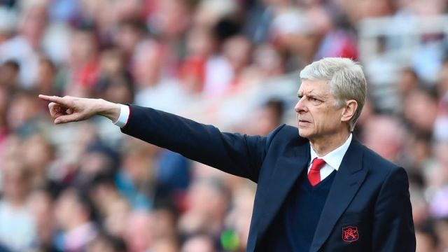 Arsene Wenger says the Emirates Stadium's 'hostile' atmosphere affected Arsenal's players