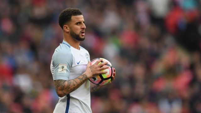 Manchester City are unaware in any valuation increase from Tottenham on Kyle Walker