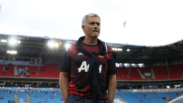 Jose Mourinho said he wanted to add at least a third signing this summer
