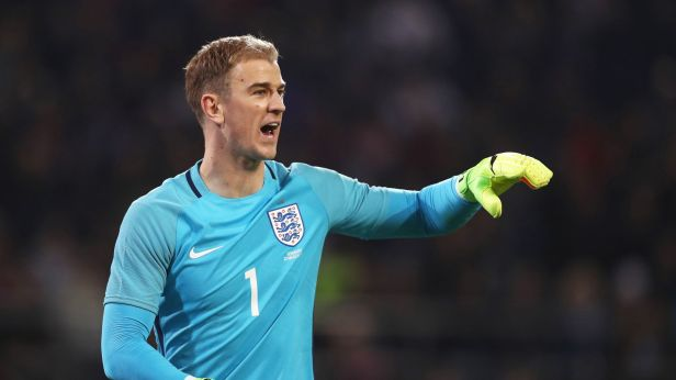 Gareth Southgate admits Joe Hart remains England number one amid ...