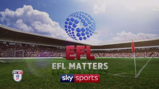 Don't miss EFL Matters on Sky Sports Football every Thursday