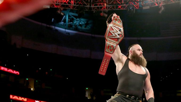 Braun Strowman will take on Roman Reigns on Raw and it promises to be one not to miss