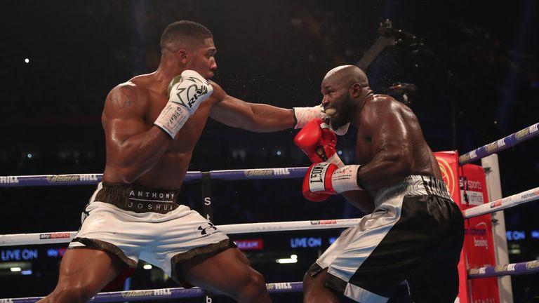Anthony Joshua Makes It 20 KO, Retains WBA, IBF ...