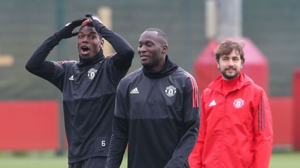 Paul Pogba and Romelu Lukaku could end up costing United a combined £183.25m
