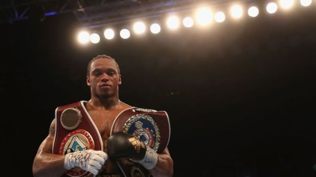 Yarde is unbeaten in 15 fights with 14 stoppages