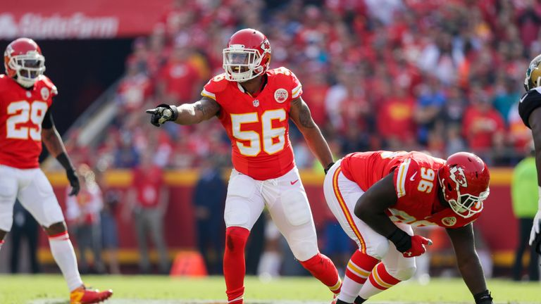 Derrick Johnson plans to play on after his release from the Kansas City Chiefs, the only NFL franchise he has represented