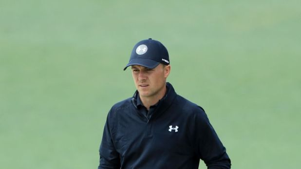 Spieth is keen to put his Open disappointment behind him