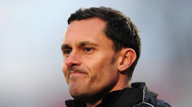 Paul Hurst will take Ipswich to face his former club