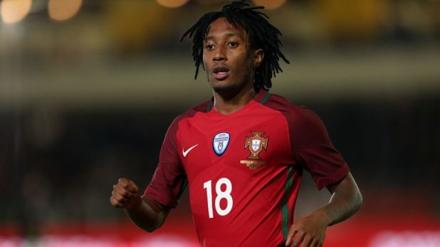 Gelson Martins is a reported target for Arsenal and Monaco