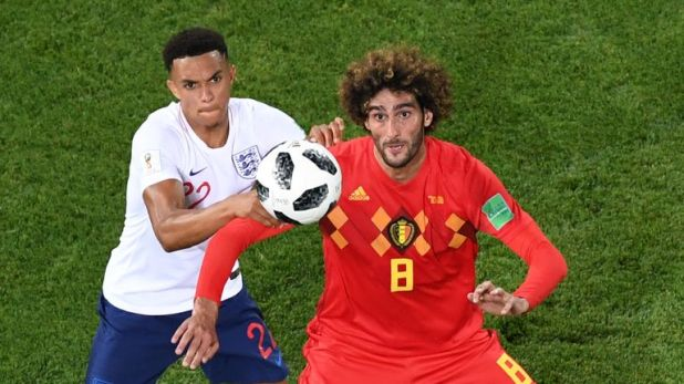 Trent Alexander-Arnold could be in line for a second World Cup start