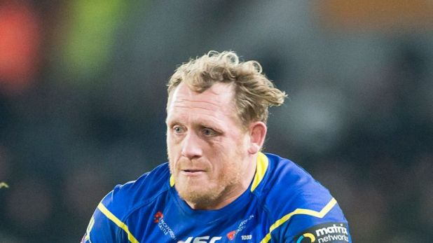 Ben Westwood is back from injury for Warrington