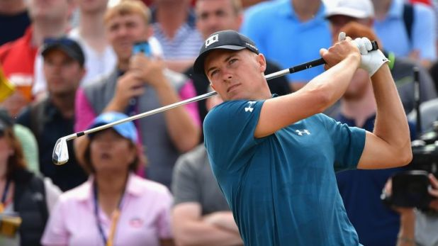 Spieth has not won since lifting the Claret Jug at Royal Birkdale last year