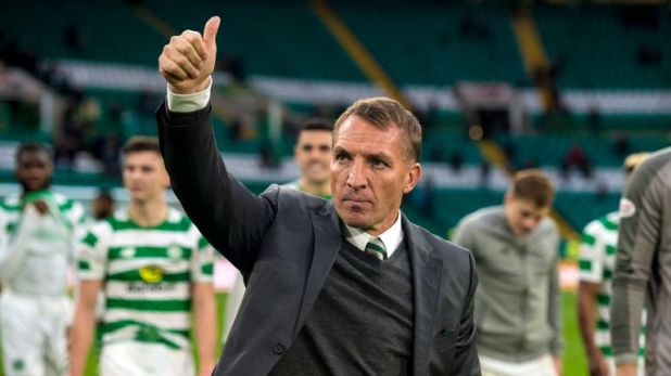 Celtic manager Brendan Rodgers needs to secure a result to keep his side's Europa League qualification hopes on track