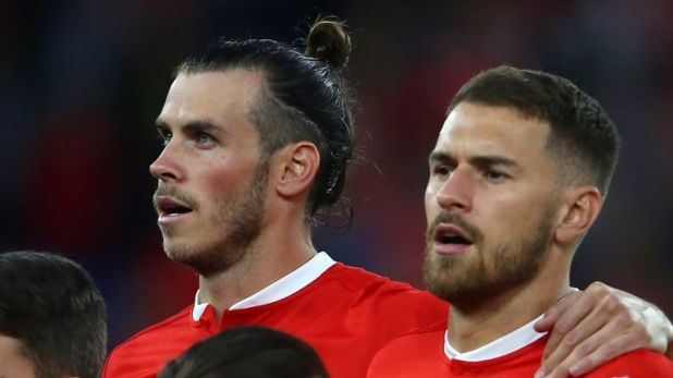 Gareth Bale and Aaron Ramsey return to the Wales squad