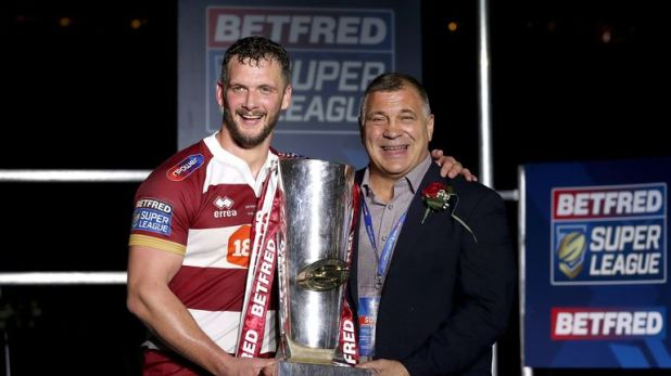 Shaun Wane departed the club after lifting the Super League trophy at Old Trafford