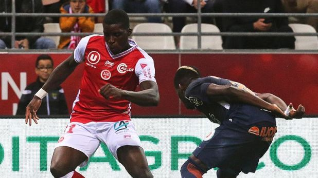 Sheyi Ojo has made just two starts for Reims since joining on loan from Liverpool
