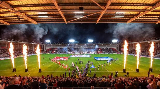 St Helens and Wigan will face off in the opening weekend of Super League 2019