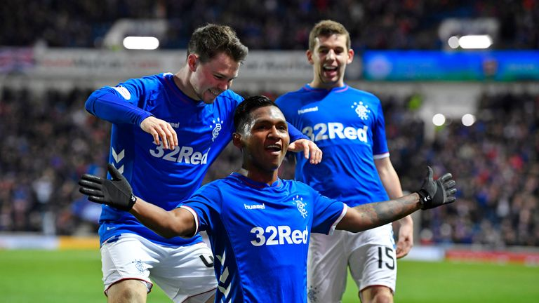 Nicholas is backing Rangers to beat Villarreal at Ibrox