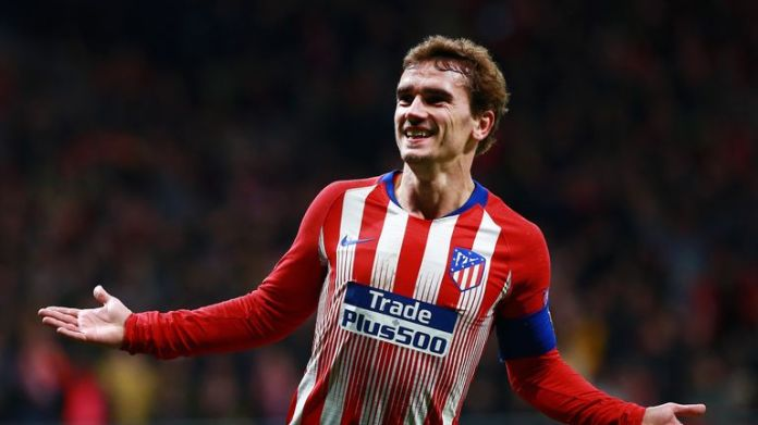 Antoine Griezmann drew 18 times in all competitions this season
