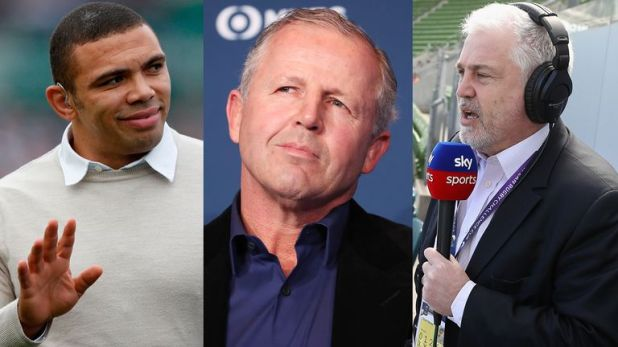 Bryan Habana, Sean Fitzpatrick and Stuart Barnes discuss how to beat the All Blacks