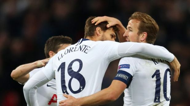 Tottenham face Crystal Palace on Saturday
