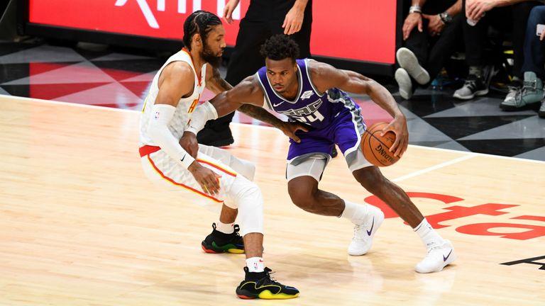 Hawks at Thunder NBA