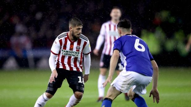 Sheffield United moved level on points with leaders Leeds after the stalemate