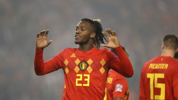 Batshuayi could be heading out on another loan stint