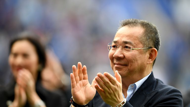 Maddison says Vichai Srivaddhanaprabha has always talked to the players before playing