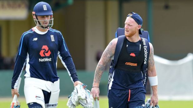 Ben Stokes and Alex Hales sat before a CDC disciplinary panel in London this week