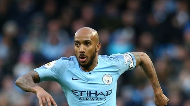 Fabian Delph has won six major trophies in four years at Manchester City