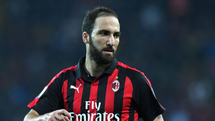 Higuain must start working, according to his sports director