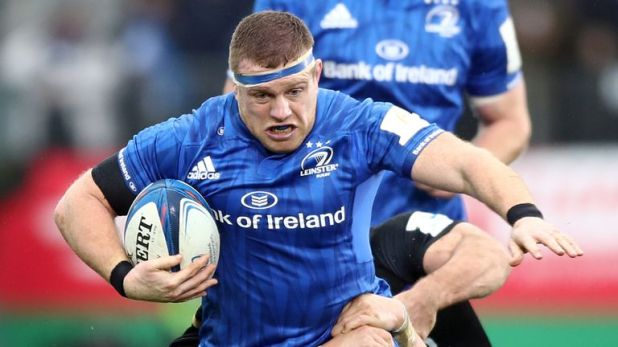 Sean Cronin caused plenty of problems for Munster with the ball in hand