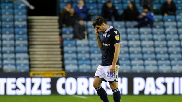 Ryan Leonard is back from suspension for Millwall