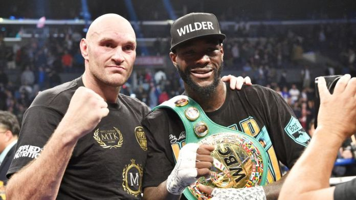 Tyson Fury and Deontay Wilder could not be divided by the Los Angeles judges last weekend