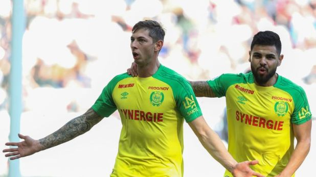 Emiliano Sala had left Nantes to join Cardiff for a fee understood to be £15m during last month's transfer window