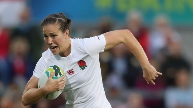 Emily Scarratt returns for England